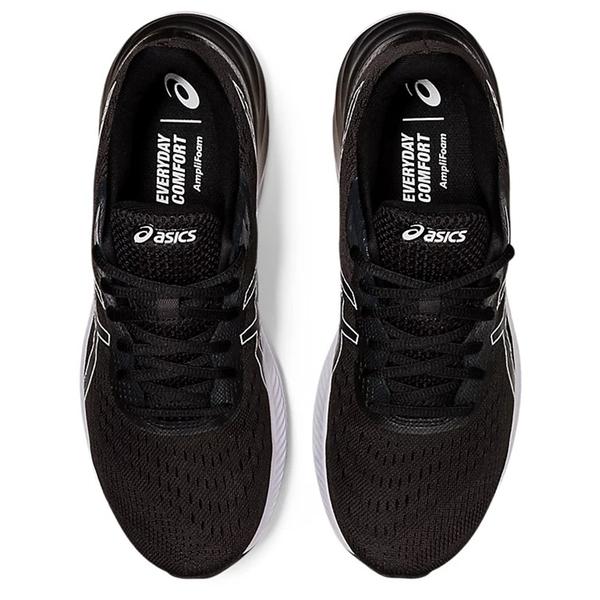 ASICS GEL-EXCITE 8(4E) 男鞋 慢跑 超寬楦 緩震 透氣 輕量 黑 白【運動世界】1011B037-002