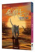 (二手書)貓戰士六部曲幽暗異象之三:破碎天空