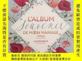 二手書博民逛書店L album罕見souvenir de mon mariage