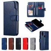 小米 紅米7 紅米Note7 紅米Note6 Pro 紅米6 九插卡商務皮套 手機皮套 插卡 支架 皮套 保護套 掀蓋殼