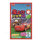 日本 CARS 汽車總動員 衣物防蚊貼片 24枚入