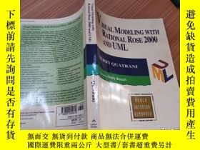 二手書博民逛書店Visual罕見Modeling with Rational Rose 2000 and UMLY179226