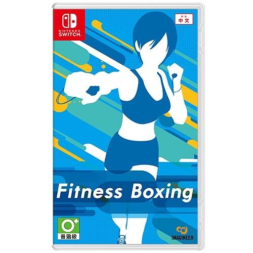 預購-Switch-Fitness Boxing【愛買】