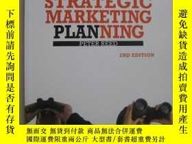 二手書博民逛書店strategic罕見marketing planning 2E