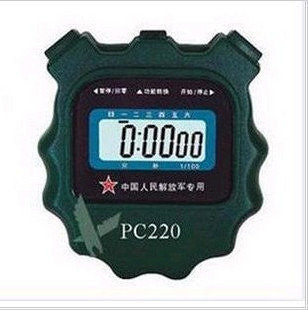 PC220/天福220/防水/單排秒表