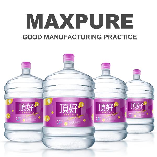 頂好 鹼性離子桶裝水 優質瓶 20L X 100瓶 【人氣NO.1 優質全新瓶裝飲用水】