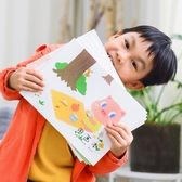 5本兒童小孩圖畫本畫畫紙繪畫本子空白美術畫本a4幼兒園寶寶1-3年級