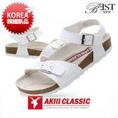 現貨 涼鞋 正韓 AKIII Classic拖鞋 勃肯  韓國品牌 增高休閒鞋【BEENO-W】