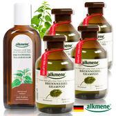 德國Alkmene 草本耀典 大蕁麻調理養護洗 4+1件組