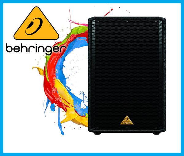【小麥老師樂器館】Behringer 耳朵牌 Proered Speaker VP1520 主動式喇叭 喇叭