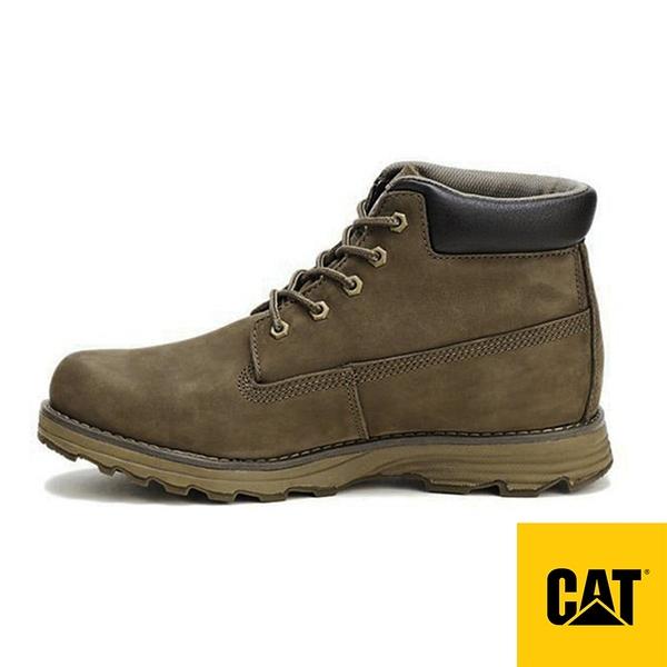 【CAT】FOUNDER WP TX 男 中筒防水休閒鞋『灰色』CA724666 戶外 運動 穿搭 時尚 休閒 中筒 短靴