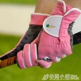 FC加長高爾夫手套女士雙手防曬超纖布透氣魔術貼防滑耐磨球童手套ATF 格蘭小舖