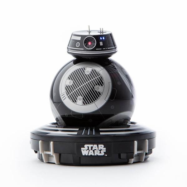 Sphero 星際大戰 BB-9E 智能遙控機器人 (附訓練底座)