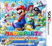 3DS Mario Party: Island Tour 瑪利歐派對 環島之旅(美版代購)