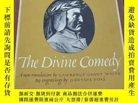 二手書博民逛書店Dante s罕見Divine Comedy 神曲 1948年典