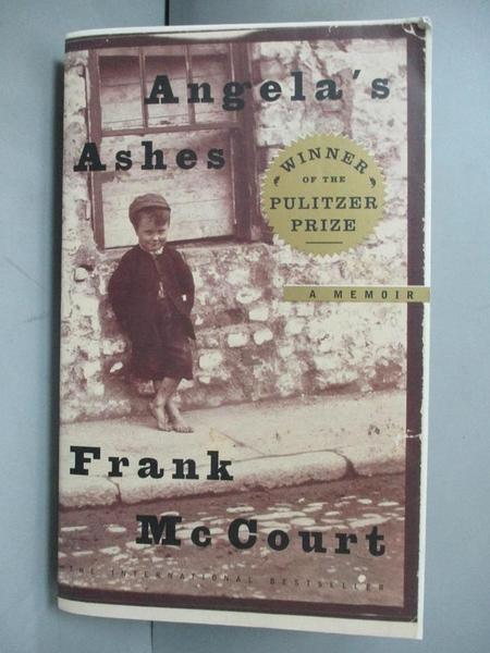 【書寶二手書T1/原文小說_OAH】Angela s Ashes_Frank McCourt