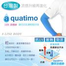 【S LINE BODY】台灣製造 無縫氣網冰涼袖套(aquatimo系列)-6雙/組