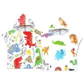 兒童印花沙灘浴巾(1入) 款式可選【小三美日】