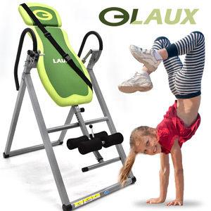 無重力迴轉倒立機.駝背剋星脊椎伸展機牽引機倒立的好處運動健身器材推薦哪裡買【LAUX】專賣店