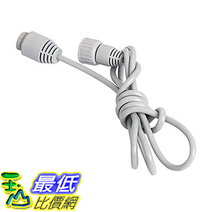 [106美國直購] ECOVACS Extension Cord W-S061 延長線 for WINBOT 850/830/710/730/930/950 Vacuum Window Cleaning Robot