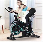 健身車     動感單車 健身車家用靜音室內自行車運動腳踏車健身房器材LX  宜室家居
