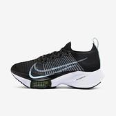 Nike W Air Zoom Tempo Next Fk [CI9924-001] 女鞋 慢跑 運動 休閒 厚底 黑