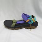 TEVA HURRICANE XLT2 女款 涼鞋 運動涼鞋 1019235BRMLT 藍x紫x綠【iSport愛運動】
