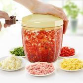 【618好康又一發】手動多功能切菜器碎菜機攪拌蒜泥家用切菜神器