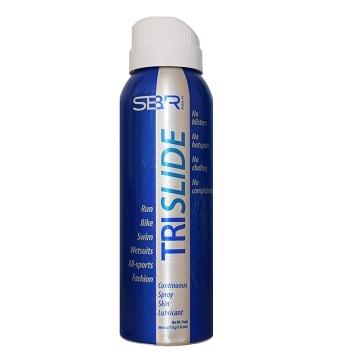 噴霧式防磨擦劑 美國TRISLIDE特詩萊 運動員專用游泳/三鐵/自行車(燒襠)/馬拉松長跑 運動防摩擦噴
