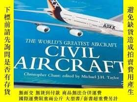 二手書博民逛書店CIVIL罕見AIRCRAFTY20113 請見圖 請見圖