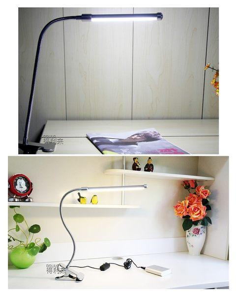 爆亮LED夾燈 可調光閱讀燈 宿舍床頭燈專用