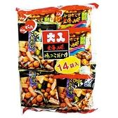 【美佐子MISAKO】日韓食材系列-でん六 二色綜合14袋入大包裝(豆菓子) 341.6g