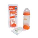 韓國UPIS 拋棄式奶瓶- 250ml-橘