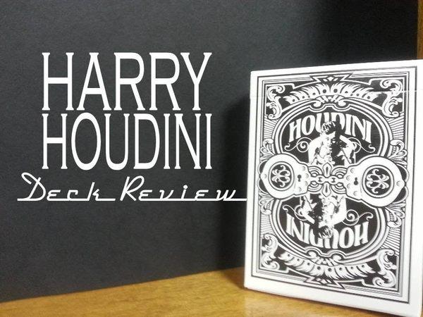 【USPCC 撲克】Houdini Deck(好地尼)撲克牌