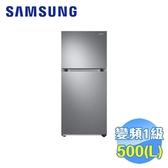 SAMSUNG 三星 500公升雙門變頻冰箱 RT18M6219S9/TW