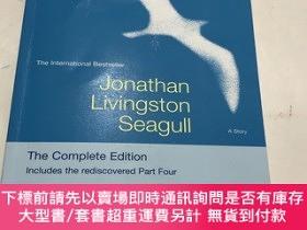 二手書博民逛書店Jonathan罕見Livingston Seagull: The Complete EditionY3033