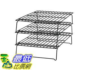 [105美國直購] 3層散熱架 Wilton 2105-459 Excelle Elite 3-Tier Cooling Rack 15 7/8吋 X 9 7/8吋