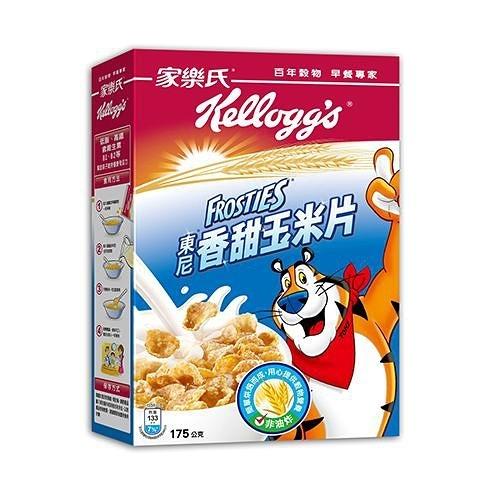 家樂氏 東尼香甜玉米片 175g/盒【康鄰超市】