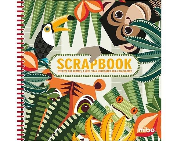 Mibo Scrapbook 多功能彩色繪圖本