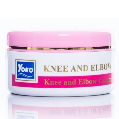 YOKO優果膝蓋肘部保濕嫩白霜 50g ◆86小舖 ◆