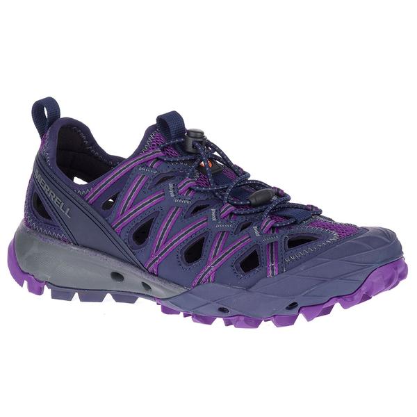 【MERRELL 美國】CHOPROCK 女多功能 戶外健行鞋『深紫』99932 機能鞋.多功能鞋.登山鞋