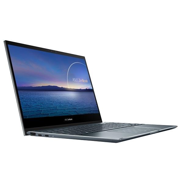 華碩 ASUS UX363EA-0102G1165G7 灰 ZenBook Flip 13 OLED 翻轉觸控筆電【13.3 FHD/i7-1165G7/16G/512G SSD/Buy3c奇展】 UX363