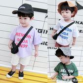 夏裝新款兒童t恤.男 寶寶短袖體恤男女童半袖上衣小童衣服潮艾美時尚衣櫥