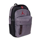 Nike 後背包 Air Jordan Backpack 灰 黑 男女款 喬丹 雙肩背 小背包 運動休閒 【ACS】 JD2123006TD-002