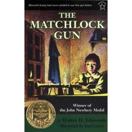 【紐伯瑞金牌獎】THE MATCHLOCK GUN