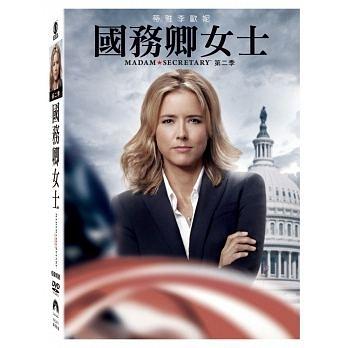 國務卿女士 第2季 DVD Madam Secretary Season 2 免運 (購潮8)