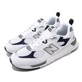 New Balance 休閒鞋 NB 109 白 藍 男鞋 復古慢跑鞋 運動鞋 【ACS】 MS109CD1D