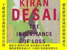二手書博民逛書店The罕見Inheritance Of Loss-損失的繼承Y436638 Kiran Desai Pengu