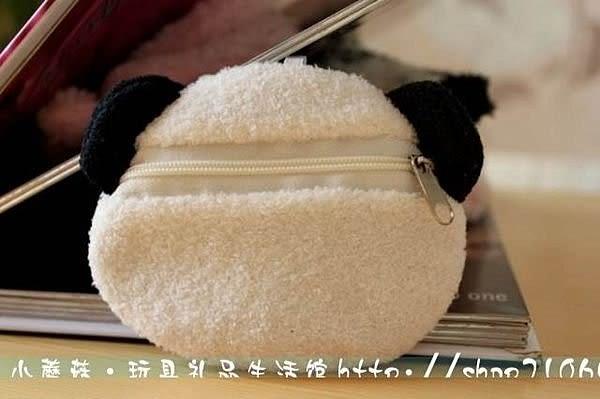 【發現。好貨】((圓仔熱潮))超萌!!!貓熊小錢包 零錢包 吊飾