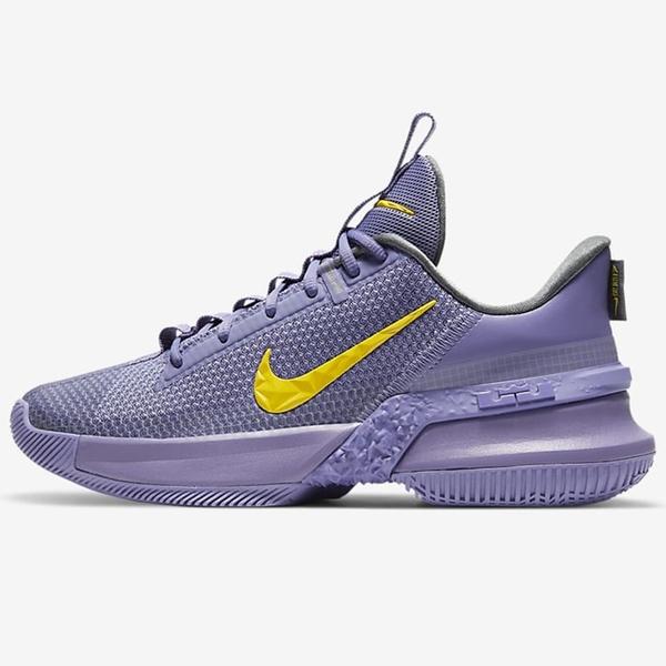 NIKE LeBron Ambassador 13 男鞋 籃球 明星款 包覆 緩震 紫【運動世界】CQ9329-500